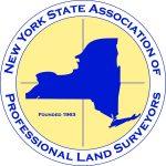 New York Association of Professional Land Surveyors logo